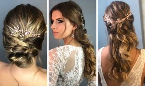Acconciature sposa 2020 tra chignon e Beach Waves: ecco le ultime tendenze